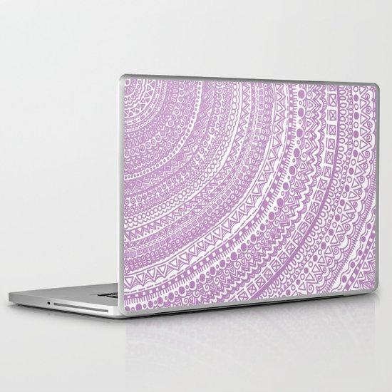Pink Pulse o2. Laptop & iPad Skin