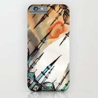 iPhone & iPod Case featuring Cross Continents by Levi Hastings