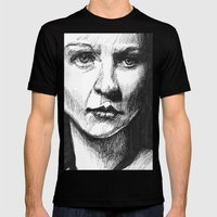 Grace Mens Fitted Tee Black SMALL