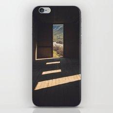 Room in the High Desert iPhone & iPod Skin
