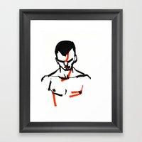 2000 - Boy (High Res) Framed Art Print
