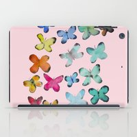 For A Friend: Butterflie… iPad Case