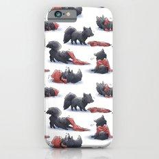 Wolf & Hoodie iPhone 6 Slim Case