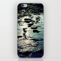Ithaca Creek iPhone & iPod Skin