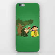 Snow White (witch) iPhone & iPod Skin