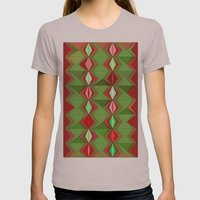 Waterbomb Holiday Colors Womens Fitted Tee Cinder SMALL