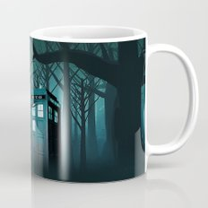 Tardis in the Forest of The Night Mug