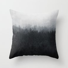 Undone Throw Pillow