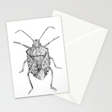 Pentatomidae Stationery Cards