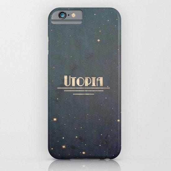 Utopia Propaganda  iPhone & iPod Case