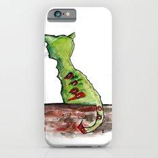 Reflective Zombie Cat Slim Case iPhone 6s