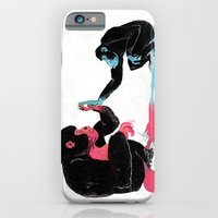 Monkey See Monkey Do iPhone 6 Slim Case