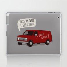 Creeper Van Laptop & iPad Skin