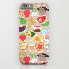 Cute food Slim Case iPhone 6s