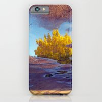 iPhone & iPod Case featuring Spring in a puddle! by Gioele Fusaro