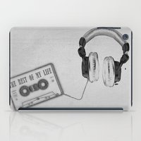 Music, please! iPad Case