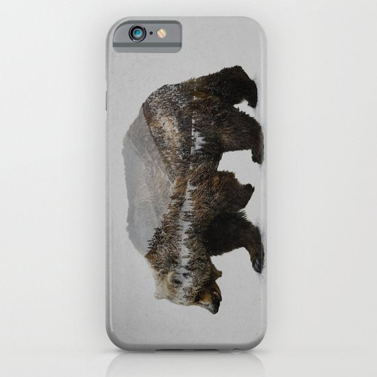 The Kodiak Brown Bear iPhone & iPod Case