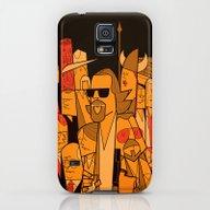 The Big Lebowski Galaxy S5 Slim Case