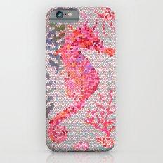 Mosaic Seahorse Slim Case iPhone 6s