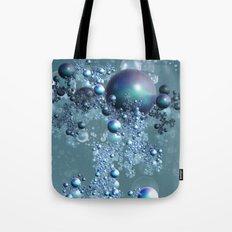 Bubbles 5 Tote Bag