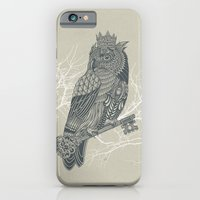 Owl King iPhone 6 Slim Case