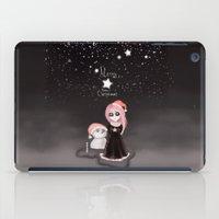 Black Xmas: A Merry Gothic Christmas iPad Case