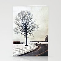 The Bend 2.0 Stationery Cards