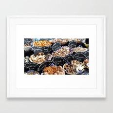 Funghi Framed Art Print