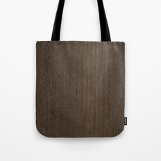 Wenge Wood Tote Bag
