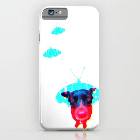 Flying Dog 1 iPhone & iPod Case