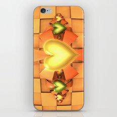 Hearts & Bows iPhone & iPod Skin