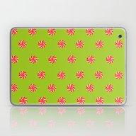 Xmas Candy Laptop & iPad Skin