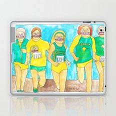 Track Team Laptop & iPad Skin