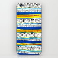 People iPhone & iPod Skin