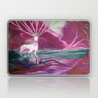 Forest Saint color version Laptop & iPad Skin