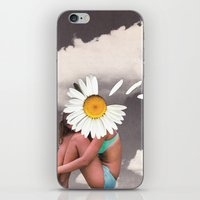 HE LOVES ME NOT iPhone & iPod Skin