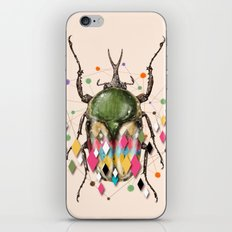 Insect VII iPhone & iPod Skin