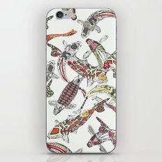 lucky koi off white iPhone & iPod Skin