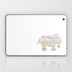 boho elephant Laptop & iPad Skin