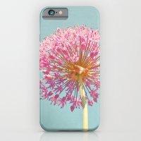 Pink Allium iPhone 6 Slim Case