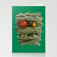 A Thing of the Pasta 2  Stationery Cards