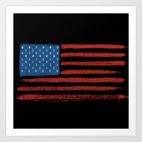 Money Country   Art Print