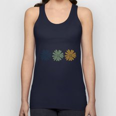 Happiness Daisies Unisex Tank Top