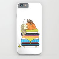 iPhone & iPod Case featuring Plan for the Winter by Freeminds