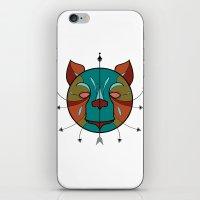 BEAR BEAR iPhone & iPod Skin