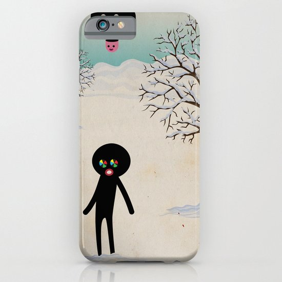 b r r r iPhone & iPod Case