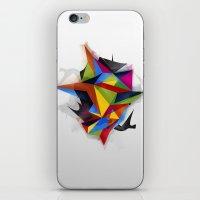 Abstract Geometric Art iPhone & iPod Skin
