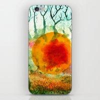 Swoon iPhone & iPod Skin