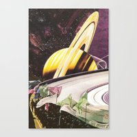 Your turn to make a dream Canvas Print