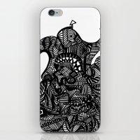 oogie iPhone & iPod Skin